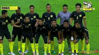 Friendly Match: Malaysia U22 VS Myanmar U22 (2-0) EXTENDED Highlights [13 July 2017]