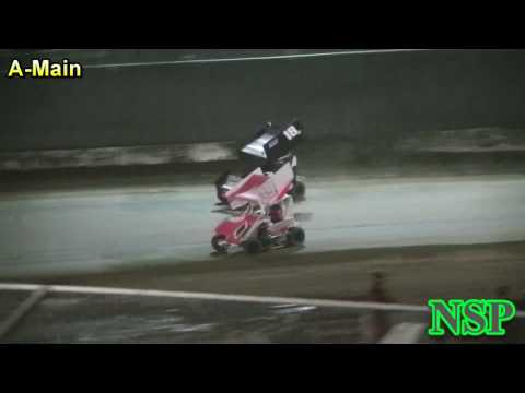 July 13, 2017 Clay Cup Nationals 600 Mini Sprints A-Main Deming Speedway