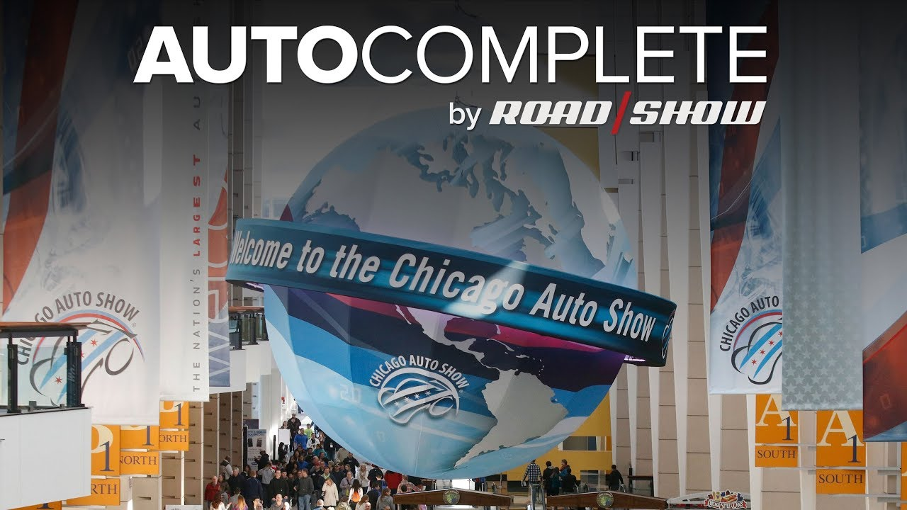 AutoComplete: The biggest debuts from the 2018 Chicago Auto Show