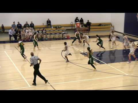 Pinewood girls basketball vs Menlo School, Jan 12, 2017