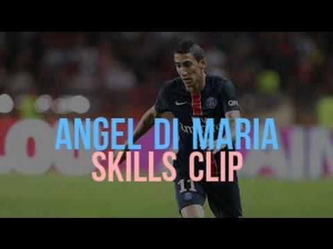 Skills Clip - Angel Di Maria destroying Isco - PSG vs Real Madrid CF
