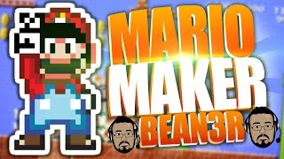 Momentos divertidos  en los streams de Mario Maker