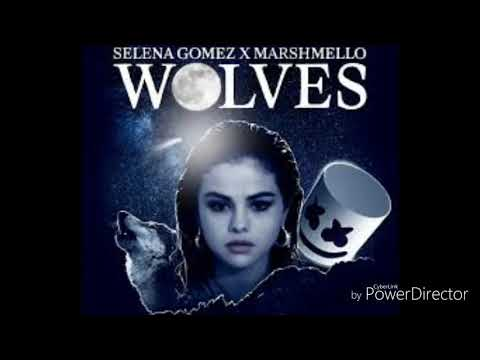 Selena Gomez Ft. Marshmello - Wolves (audio)