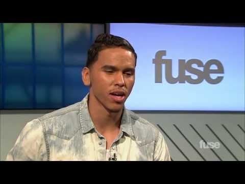 Adrian Marcel Wants to Bring Blues Back to R&B