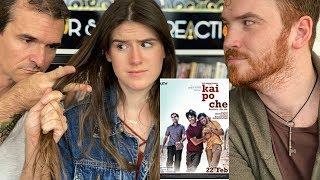 KAI PO CHE Trailer REACTION!! | Rajkummar Rao