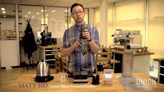 Video How to brew coffee in an Aeropress - Union Hand-Roasted Coffee download MP3, 3GP, MP4, WEBM, AVI, FLV Juli 2018