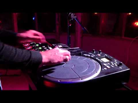 Roland HandSonic HPD-20 performance by Tioneb (with RC-505 Loop Station)