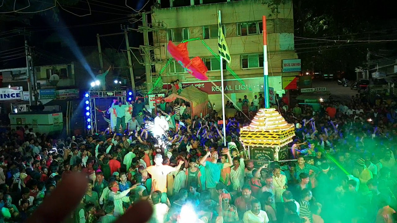 Vaibhav sound vs Lambodar sound and Dj Jamaicss In Dharwad