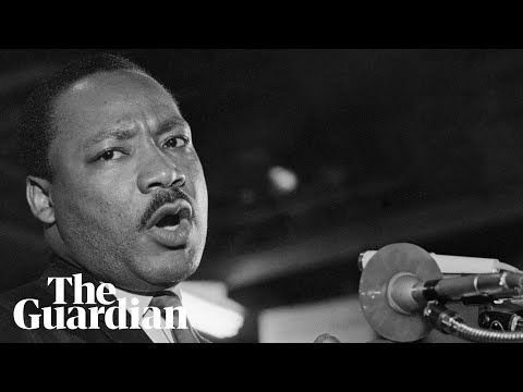 Martin Luther King's final speech: 'I've been to the mountaintop'