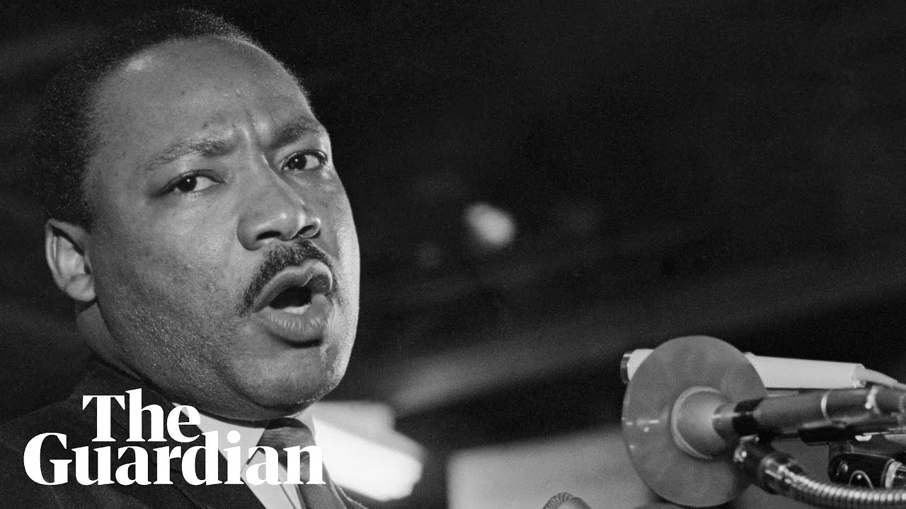 'I've been to the mountaintop': an excerpt from Martin Luther King's final  speech - video