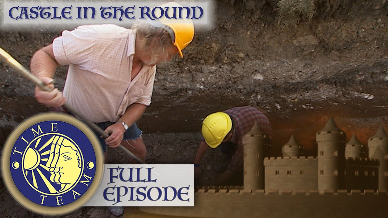 Download Castle in the Round (Queenborough) | S13E8 | Time Team