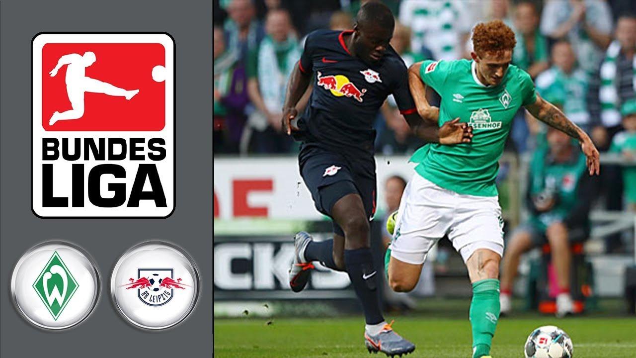 Rb Leipzig Werder Bremen