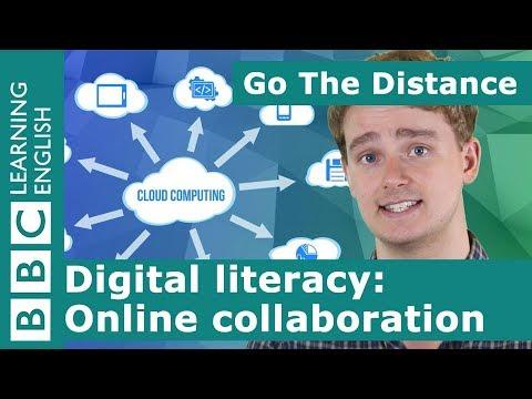 Digital Literacy – Online collaboration