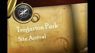 Cornwall | Tregarton Park Site Arrival