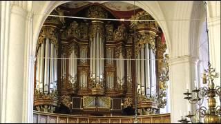 Buxtehude - Praeambulum BuxWV 158 - Ton Koopman