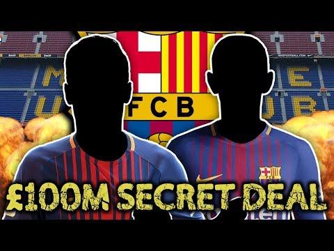 LEAKED: Barcelona To Make £100M SECRET Double Signing! | Transfer Talk