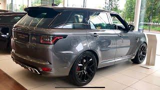 Video 2018 Range Rover Sport SVR download MP3, 3GP, MP4, WEBM, AVI, FLV Agustus 2018