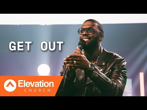 "It may be time to say, ""Get out."" 