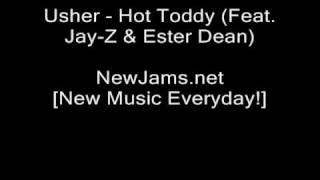 Usher - Hot Tottie (Feat. Jay-Z & Ester Dean) NEW 2010