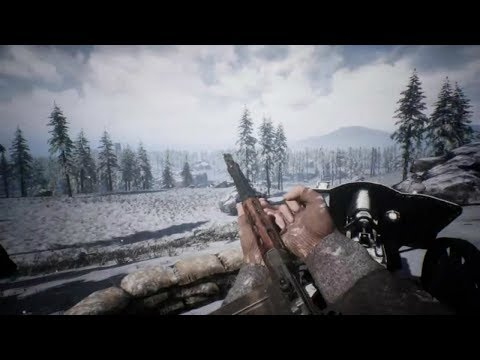 Realistic World War 2 Online FPS Game On PC ! BattleRush Ardennes Assault