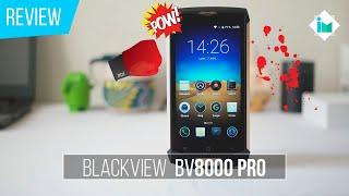 Blackview BV8000 Pro - Review en español