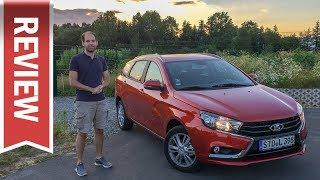 видео Lada Vesta SW. Конкурент паркетникам — Блог Артема Краснова