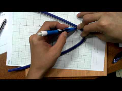 Drawing Straight Lines With A Ruler Worksheets : Quadratic graph drawing worksheet question youtube