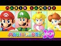 Mario Party 10 - Whimsical Waters (Mario, Luigi, Peach and Daisy)