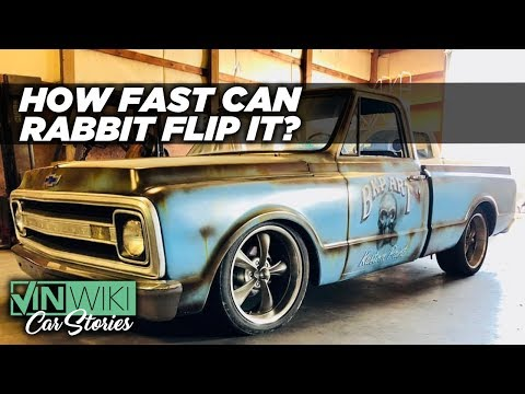 Turning trucks into bucks at a Rabbit's pace