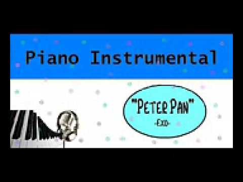 EXO Peter Pan Piano Instrumental
