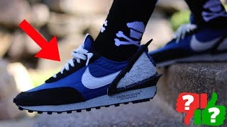 WORTH BUYING? NIKE X UNDERCOVER DAYBREAK REVIEW & ON FEET