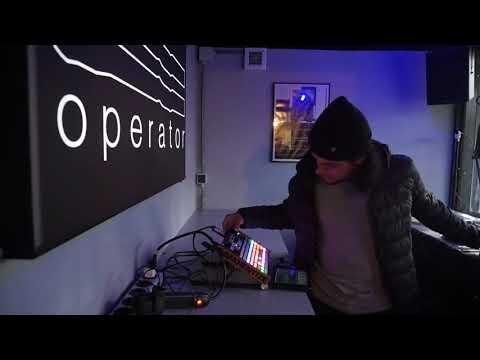 Filmmaker Live Set At Operator