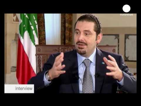 Lebanese PM gives wide-ranging interview
