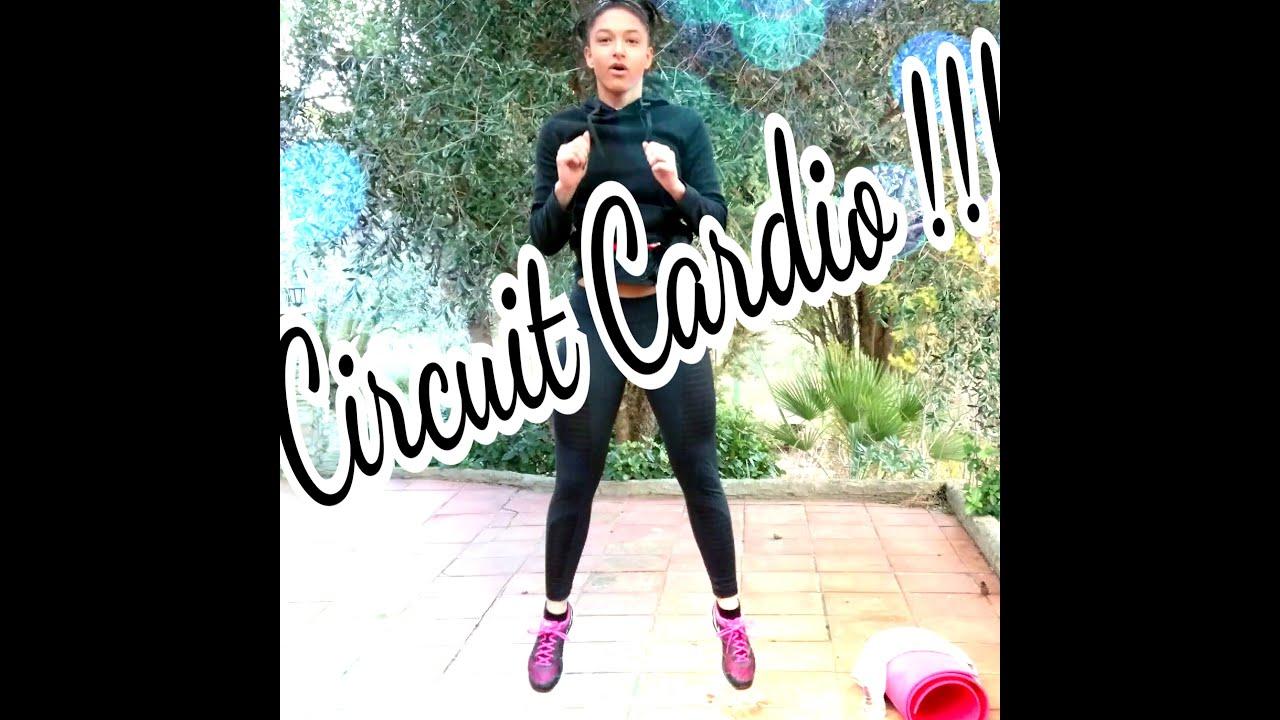 Circuit cardio br le graisse intense youtube - Nettoyer graisse brulee four ...