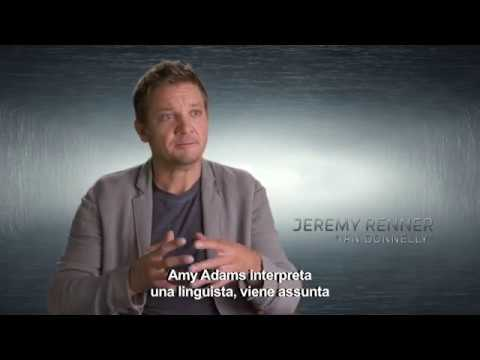 """Arrival - Speciale """"Jeremy Renner"""" 