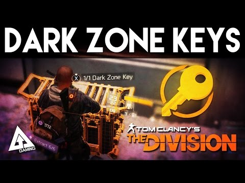 The Division How to Get Dark Zone Keys