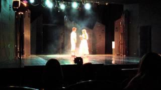 Фрагмент  № 2 спектакля FELICITA (Челябинский камерный театр)