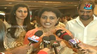 Nandamuri Balakrishna Family Members Response On NTR Kathanayakudu Movie | NTV Entertainment