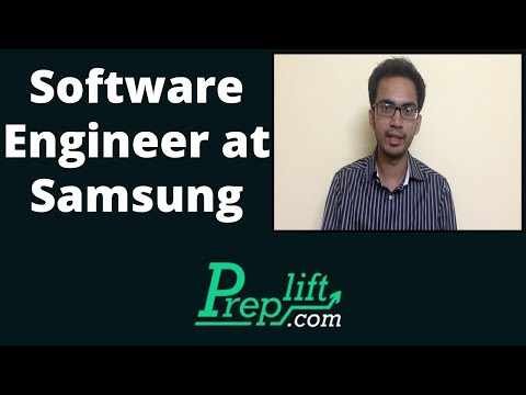 Software Engineer at Samsung