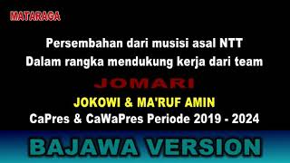 Lagu Jai Jomari  (Jokowi-Ma'ruf) NTT