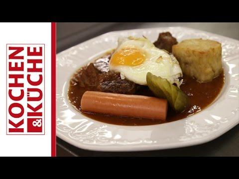 fiakergulasch | kochen und küche - youtube - Kochen Und Küche
