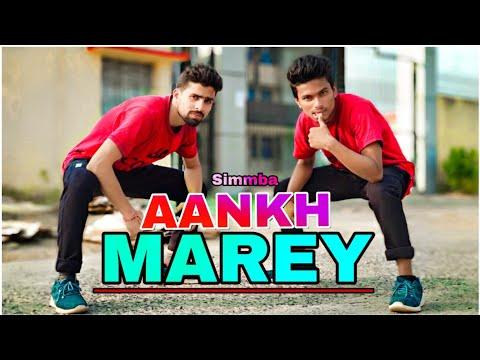 Aankh Marey New Song | Simmba | Neha Kakkar | Aankh Marey Dance Video | Ranveer Singh