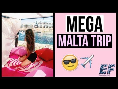 MEGA MALTA TRIP for 3 WEEKS! ✈️ || Typisch Kassii