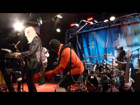 Edgar Winter Band - First Four Songs (New Morning - Paris - November 29th 2015)