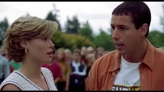 Невероятный удар в гольфе...отрывок из фильма (Счастливщик Гилмор/Happy Gilmore)1996
