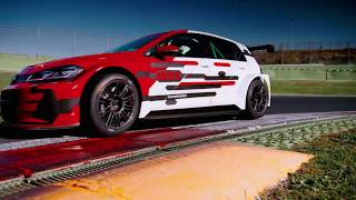 Volkswagen Golf GTI TCR - Test Drive Vallelunga