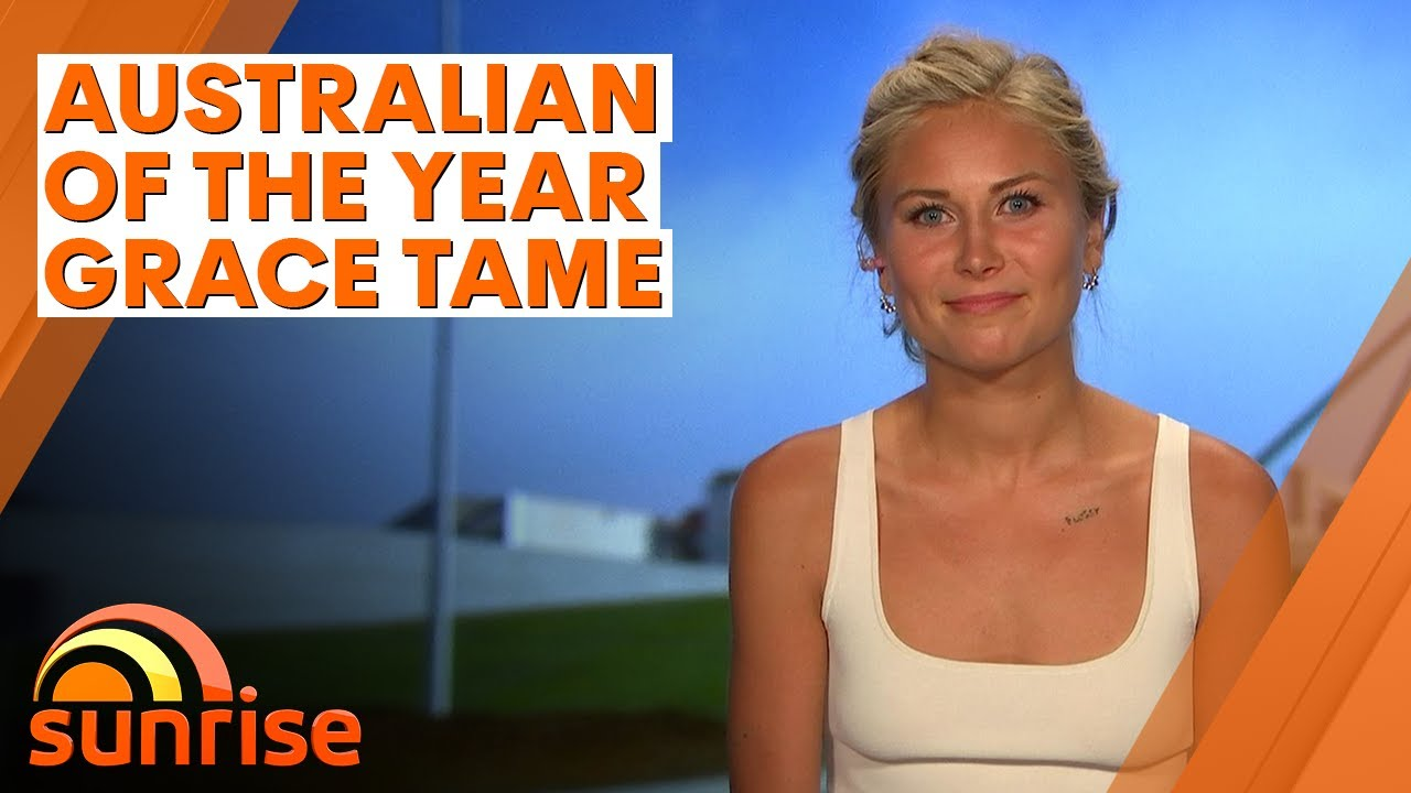 2021 Australian of the Year: Grace Tame, sexual assault victim advocate | 7NEWS