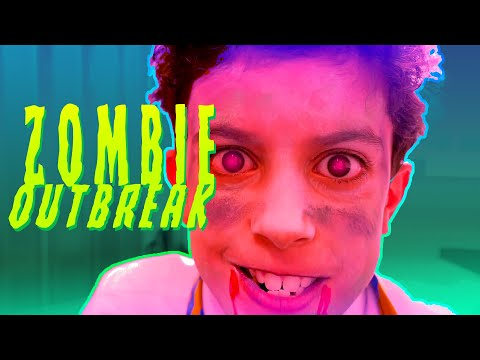 Zombie Virus Outbreak In School - No Escape And Deadly Contageous!