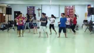 Shake - Mercy Me Dance practice