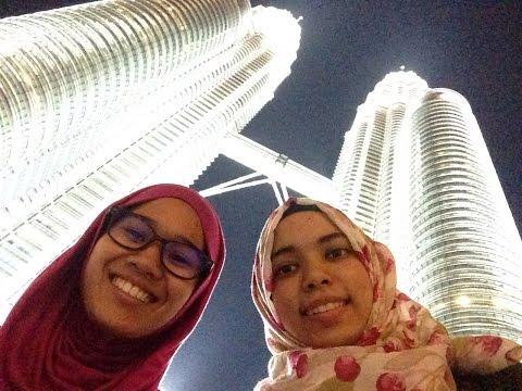 Welcome to Kuala Lumpur! (Suria KLCC)